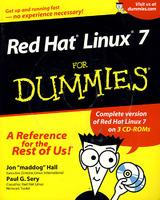 小红帽LINUX 7 RED HAT LINUX 7(Jon Hall,Ov